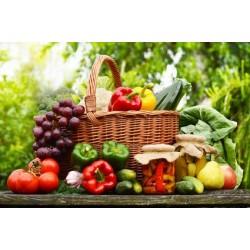 Grand Panier de Légumes - Abonnement 1 an
