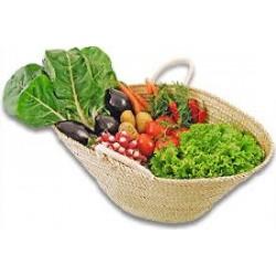 Petit Panier De Légumes - Abonnement 1 an